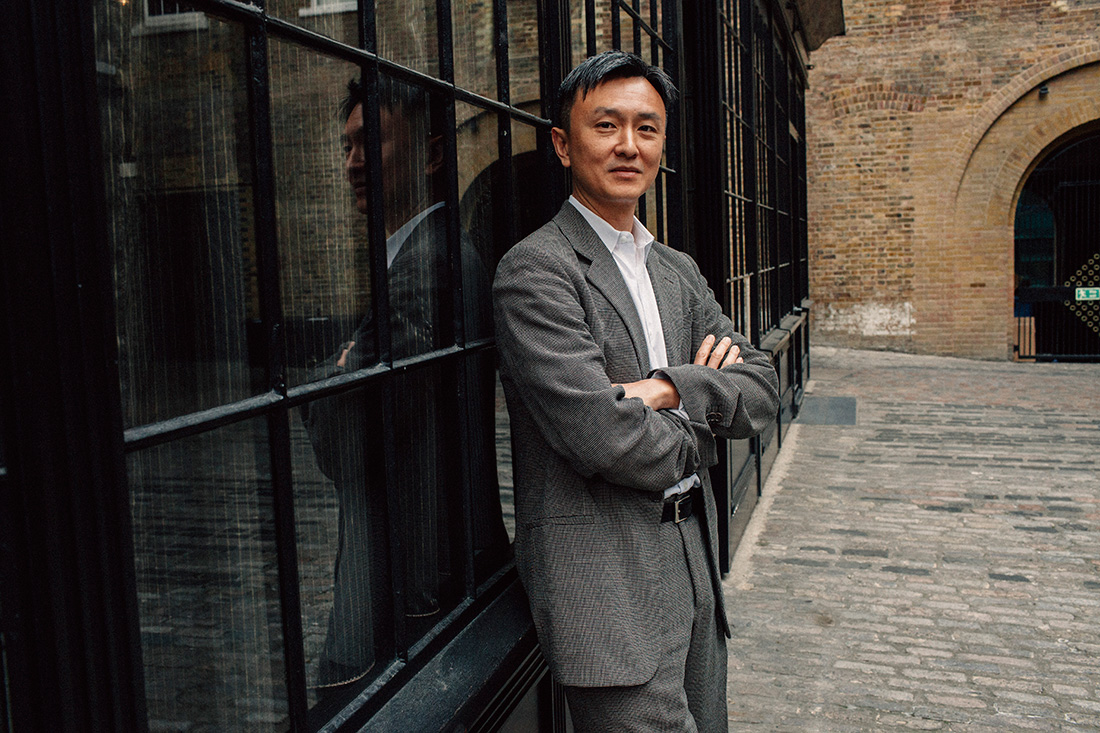 Subscribing to disruption – Zuora founder Tien Tzuo