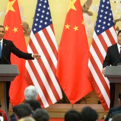 US-president-obama-China-Premier-Xi-Jinping
