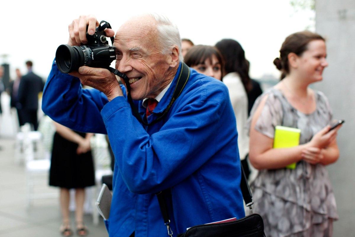 An inspirational man - Bill Cunningham: New York
