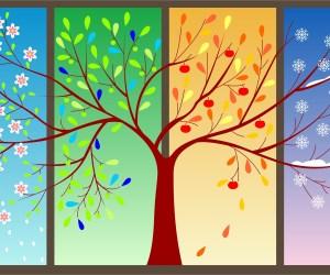 The Seasonality of Moods & Momentum