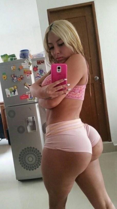 pawg bubble butt selfie tumblr