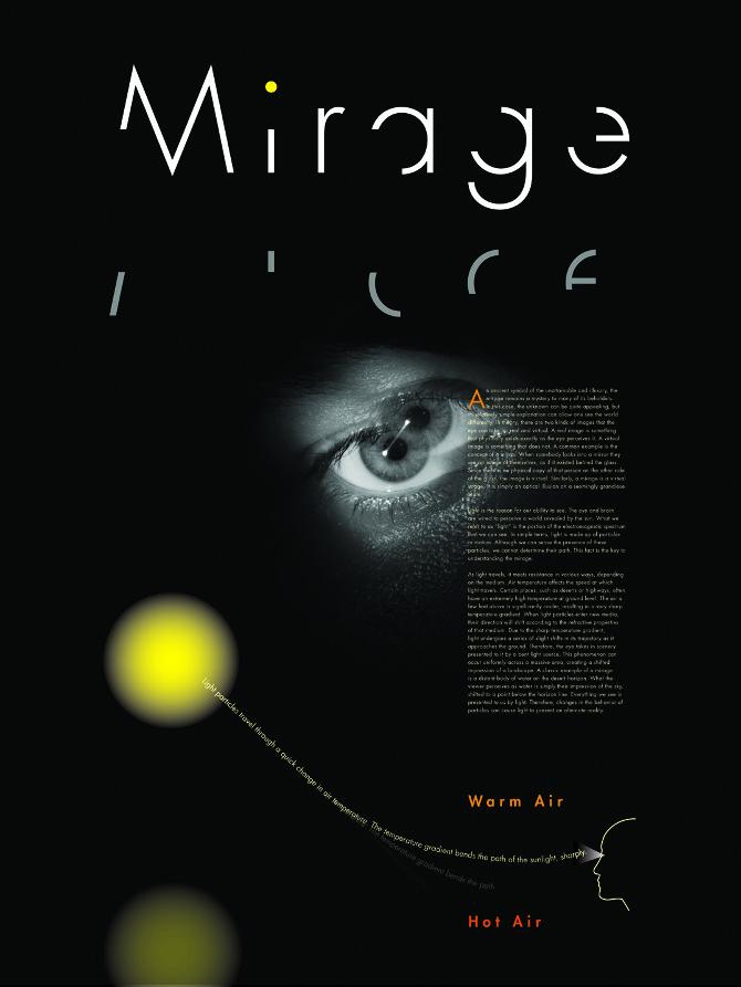 Poster do filme Miragem
