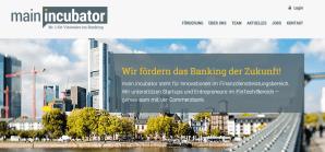 Banken Incubator – Endlich – Danke