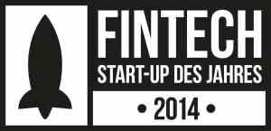 Wahl: FinTech StartUp des Jahres 2014