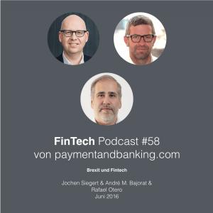 FinTech Podcast #58 Brexit