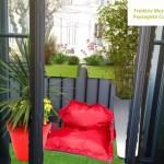 Aménager un petit balcon contemporain (83)