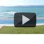 Aménagement d'un jardin de bord de mer idyllique