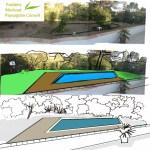 pré-étude paysagée d'implantation d'une piscine (var)