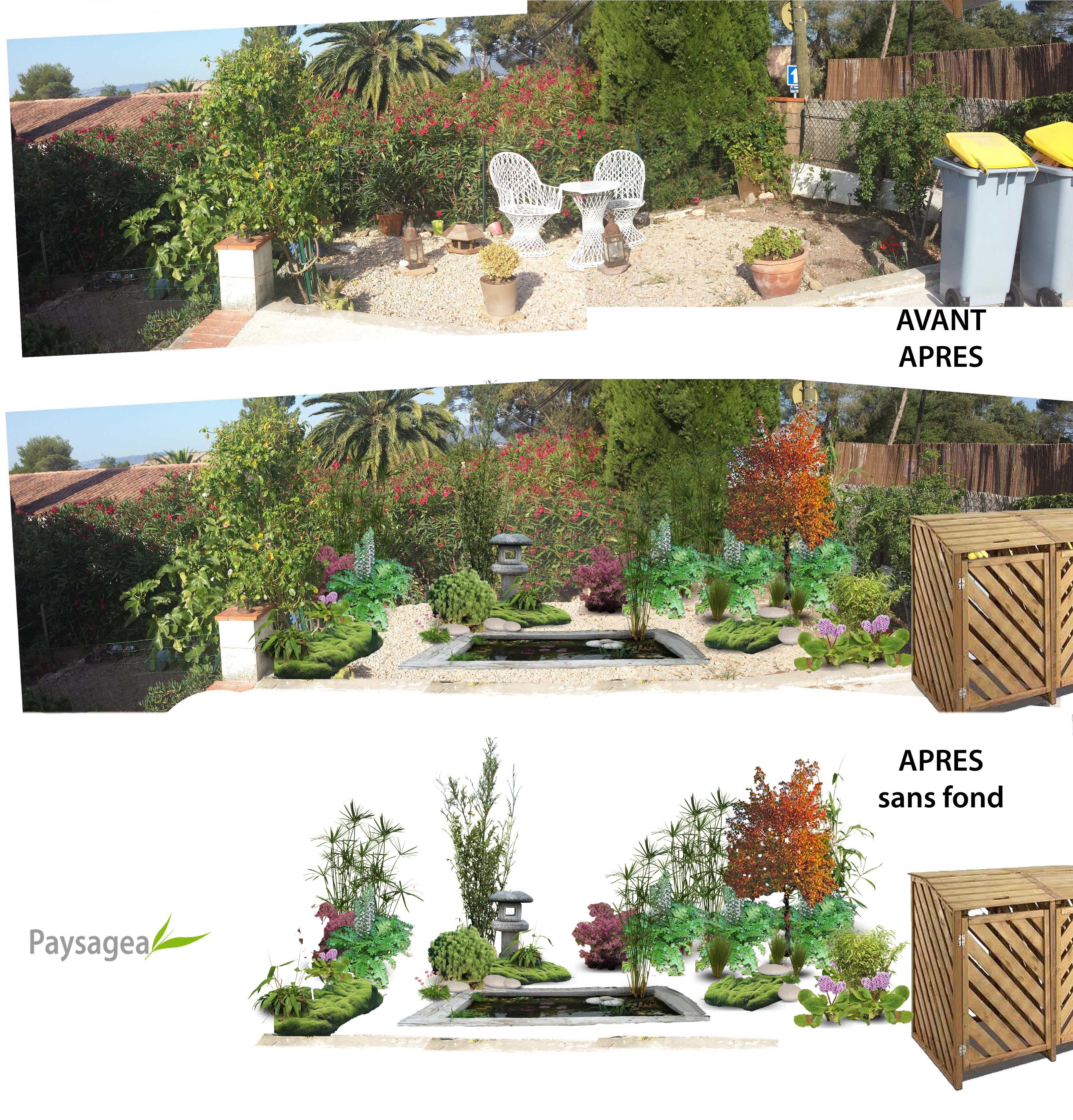 Oregistrocom U003d Petit Jardin Japonais En Pente ~ Idées De