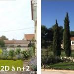 Aménagement d'un jardin méditerranéen (30)