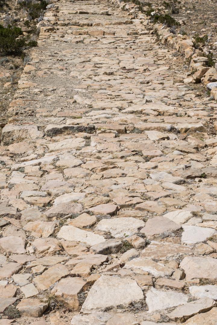 Le chemin des Incas
