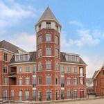 Project Promenadeplan te Tolkamer. 42 luxe appartementen langs de rijn.