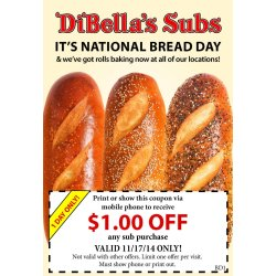 Small Crop Of National Sub Day