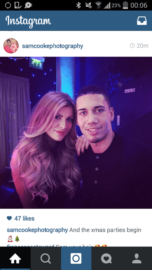 B39b64PIQAAmIeL Photos from Manchester Uniteds Christmas party ft. Falcao, Van Persie, Fellaini & more