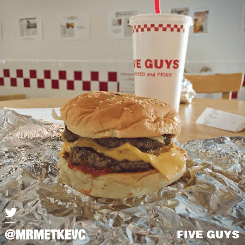 Medium Of Five Guys Order Online