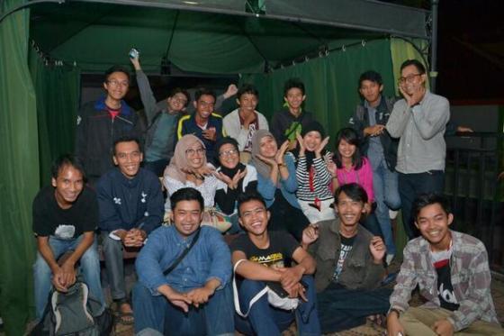 Buka Puasa Bersama UIN Community with DroidersUIN 2013
