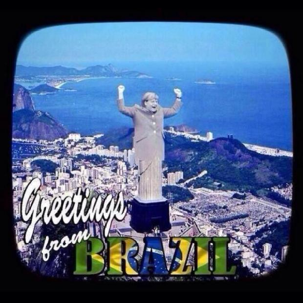 BsGE8aqCIAAOJg4 As many Brazil 1   Germany 7 memes, photoshops & jokes as we could possibly find!