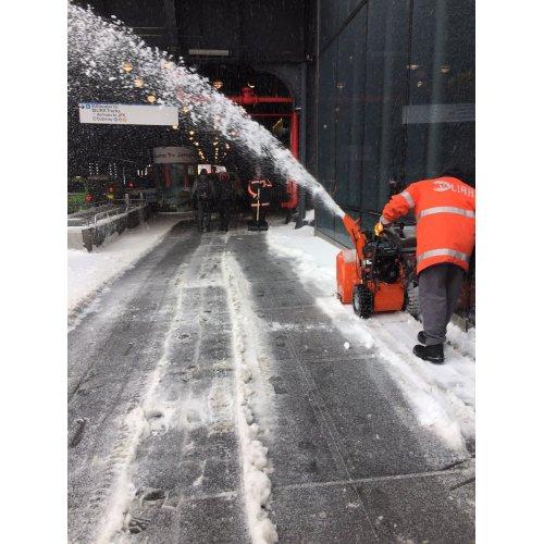Medium Crop Of Used Snow Blowers