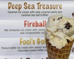 Swish Am Mar 2015 Ice Cream On Last Is Deep Sea Fireball Vanilla Ice Cream Homemade Fireball Ice Cream