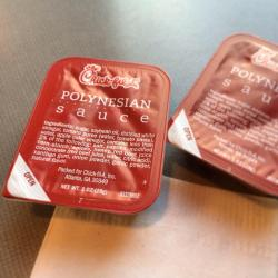 Small Crop Of Chick Fil A Polynesian Sauce