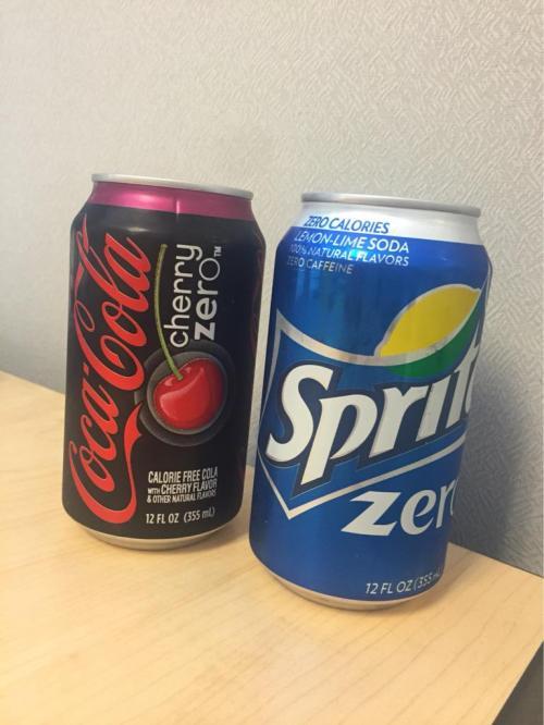 Medium Of Cherry Coke Zero