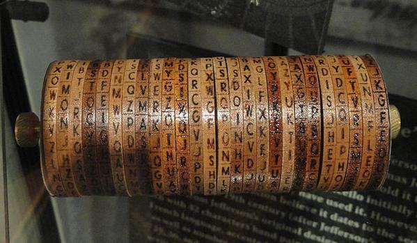 Cylinder Cypher