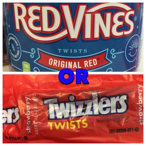 Medium Of Red Vines Vs Twizzlers