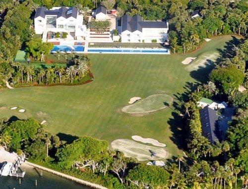Medium Of Tiger Woods House