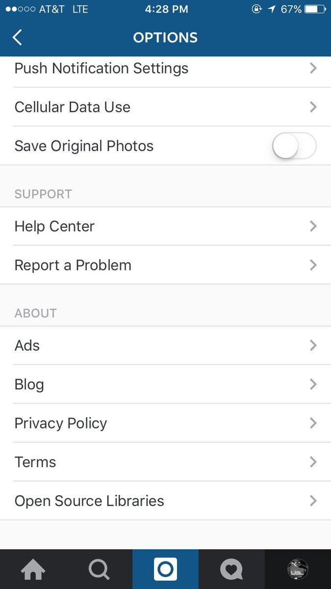 Fullsize Of How To Logout Of Instagram