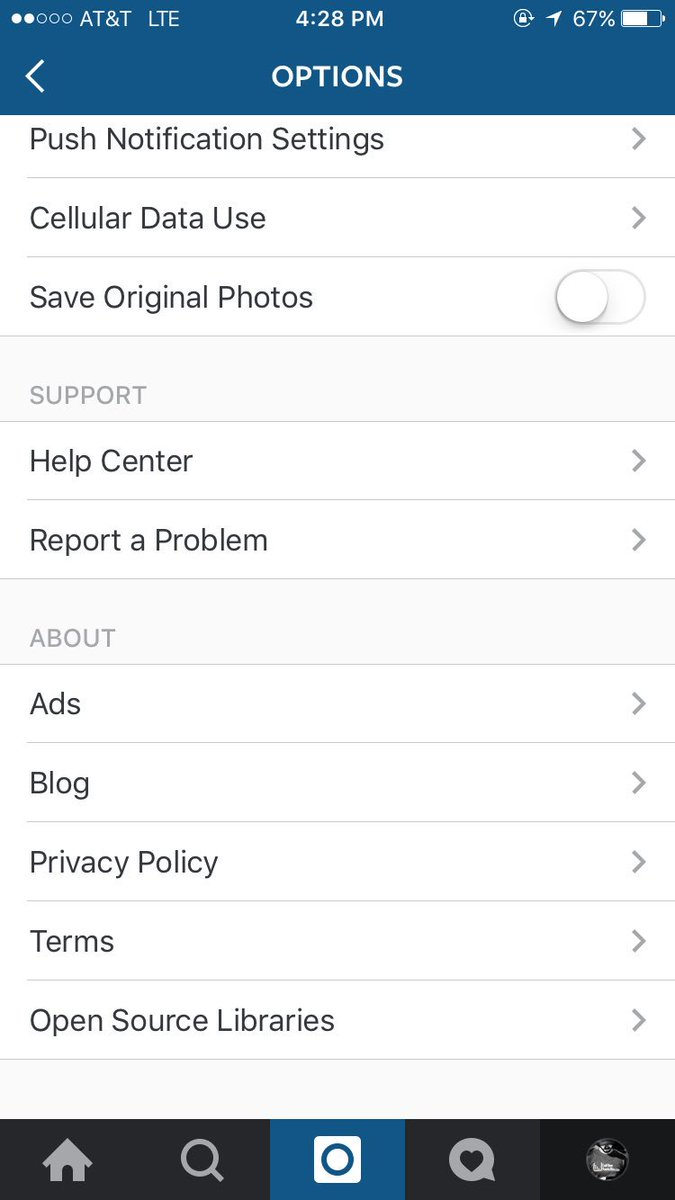 Large Of How To Logout Of Instagram