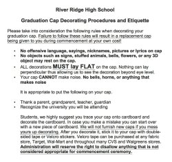 Small Of Your Graduation Lyrics