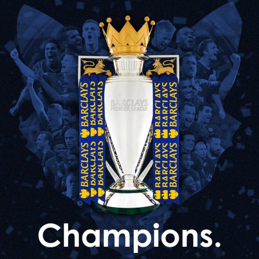 BREAKING NEWS: Leicester City Win 2015-2016 Premier League Title