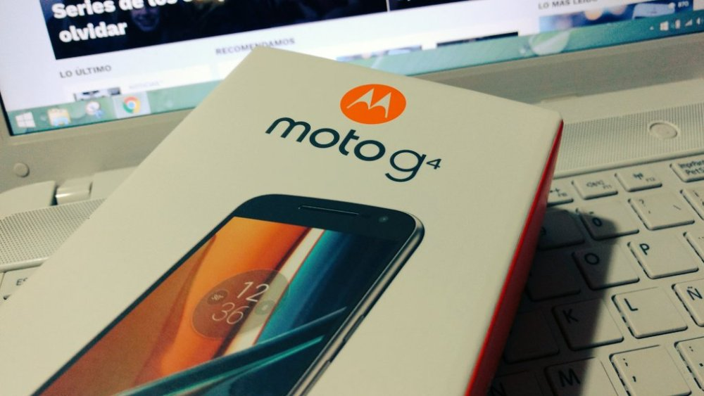 Moto G4 review.