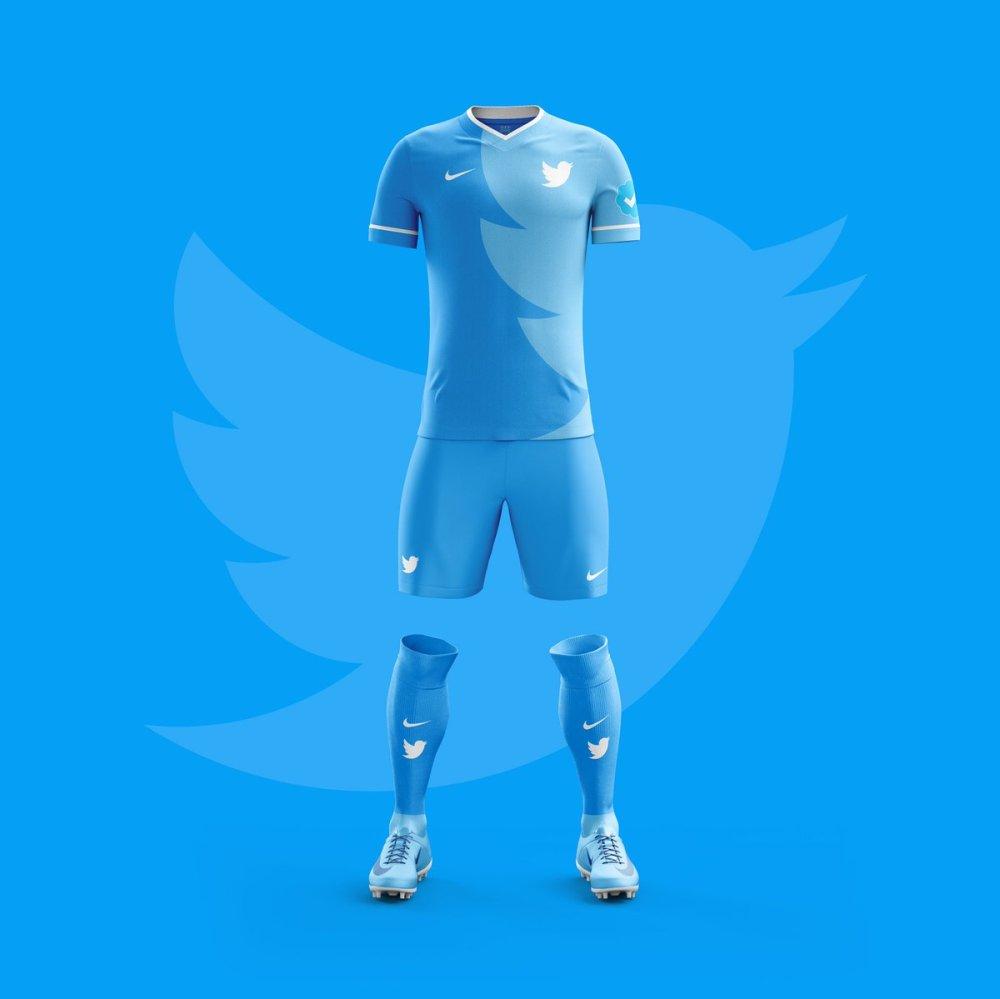 Uniforme de Futbol Twitter