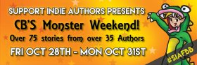 Support Indie Authors Monster Weekend freebies kindle sale amreading siafbb