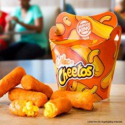 Small Of Burger King Mac And Cheetos