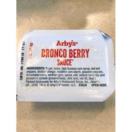 Medium Crop Of Bronco Berry Sauce