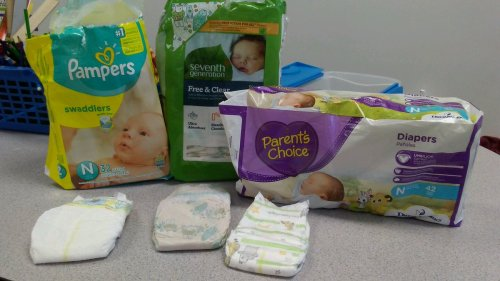 Medium Of Up And Up Diapers