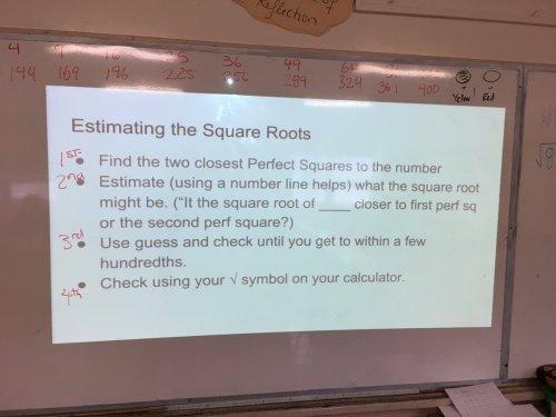 Medium Of 289 Square Root