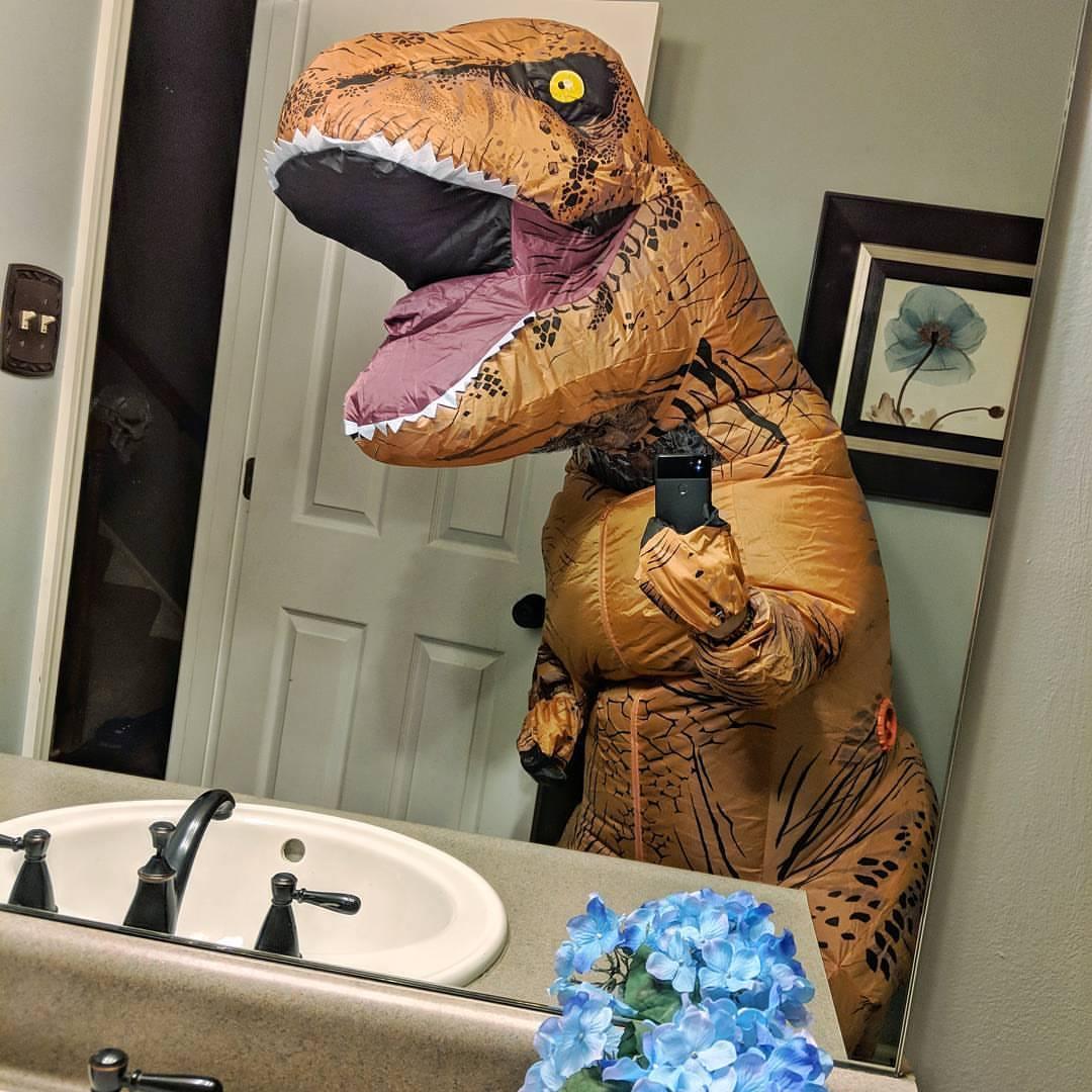 Fullsize Of T Rex Costume