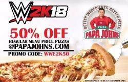 Small Of Papa Johns 50 Cent Pizza