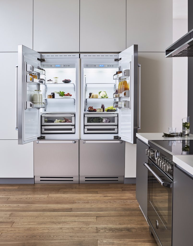 Idyllic Visit And New Bertazzoni Adding To Our Full Kitchen Suite Bertazzoni On At Introducing New Products Panel Ready Dishwasher Ada Panel Ready Dishwasher Reviews houzz-03 Panel Ready Dishwasher
