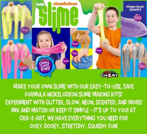 Medium Of Nickelodeon Slime Recipe