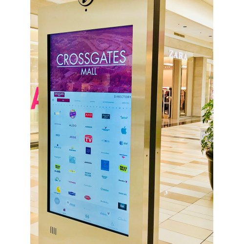 Medium Crop Of Crossgates Mall Stores