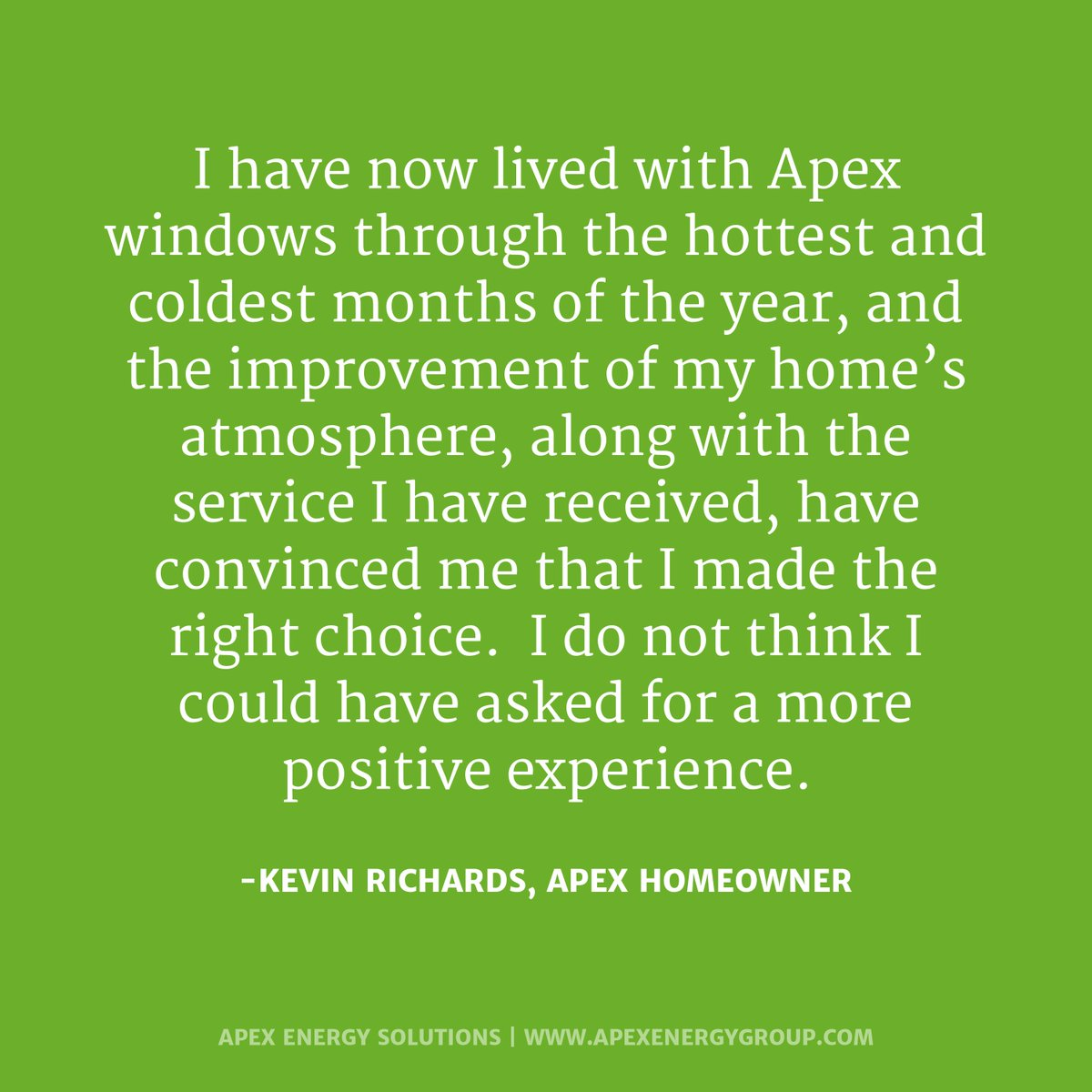 Amusing An Absolutely Review From A Satisfied Homeowner Check Out Full Review Apex Energy Group Twitter Apex Energy Solutions Denver Co Apex Energy Solutions Customer Reviews Joey houzz-03 Apex Energy Solutions