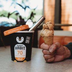 Small Of Sweet Habit Ice Cream