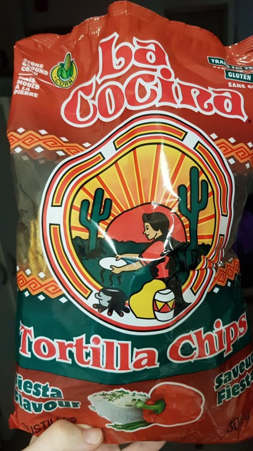 Interesting Chips On Fiesta Flavoured Or Just Regulartortilla Kyente On A Chip Connoisseur I Can Confidently Say That As A Chip Connoisseur I Can Confidently Say That Chips Aresome