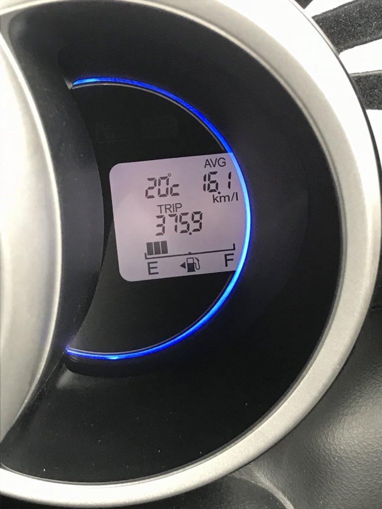 test ツイッターメディア - N-BOX、バリオスより燃費良いじゃないか(^_^;) https://t.co/TFqTvig0Qu