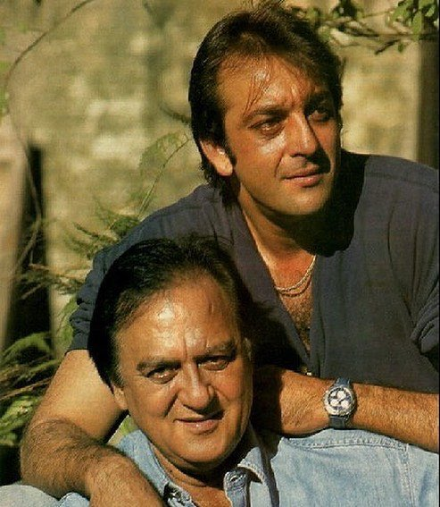 Sunil Dutt  Latest news  Breaking headlines and Top stories  photos     Here s a lovely  throwback picture of the birthday boy  duttsanjay with his  father the