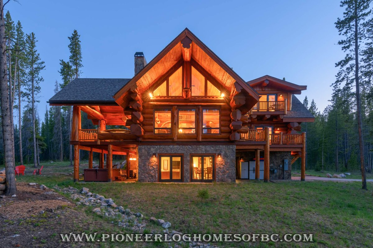 Thrifty Log Cabin Bureau Twitter Gastineau Log Homes Complaints Gastineau Log Homes To Go A Sure To Impress Co Log Home Beauty Built Back houzz-03 Gastineau Log Homes
